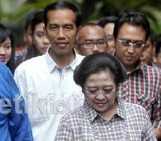 Jokowi Akan Temani Megawati ke TPS