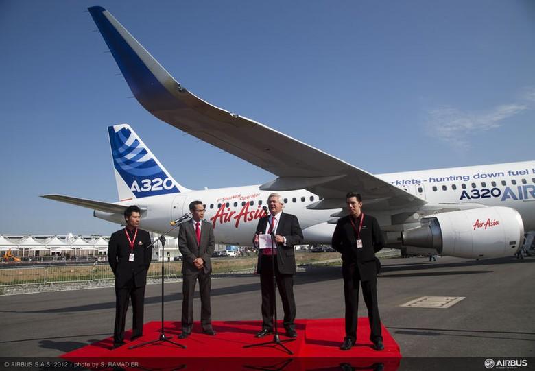 AirAsia Borong 100 Airbus, Termasuk Jenis Sirip Hiu Paling Irit