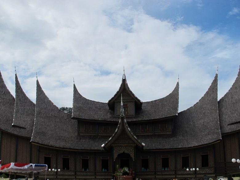 Istano Basa Pagaruyung (Afif/detikTravel)