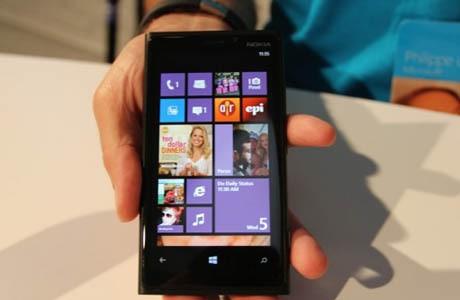 Lumia 920 (Slashgear)