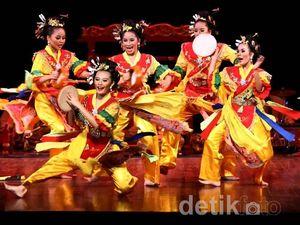 Festival Musik Nusantara Resmi Dimulai