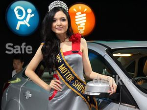 Miss Motor Show 2012