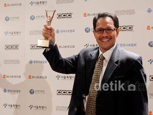 Garuda Sabet Penghargaan Internasional di Korea