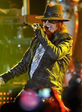 Guns N\ Roses Konser Perdana di Indonesia 15 Desember