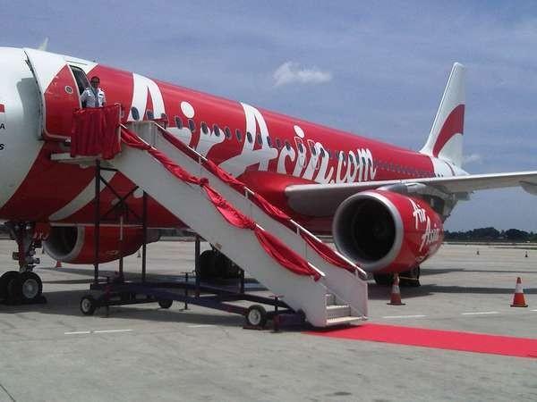 Maskapai AirAsia (Shafa/ detikTravel)