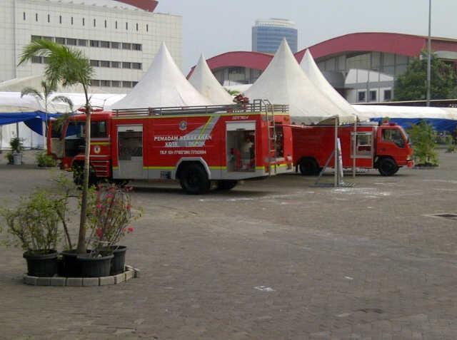 Mobil Pemadam Kebakaran Made in Magelang Laris di Arab Hingga Nigeria