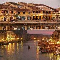 Aih! Cantiknya 7 Kampung di Pinggir Sungai di Dunia Ini