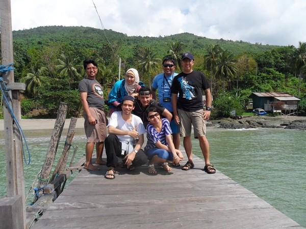 Dermaga Teluk Gosong