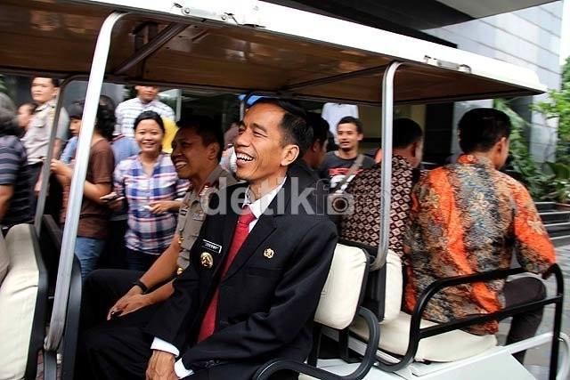 5 Bahasa \Gado-gado\ Jokowi