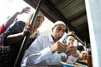4 Santapan Sehat Jokowi