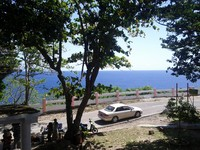 View Dari Tugu Zero Kilometer of Indonesia (1), Sabang, Aceh, Indonesia