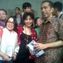 Anne Avantie Daulat Jokowi Jadi Model di Jakarta Fashion Week