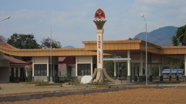 Motaain-Batugade Border