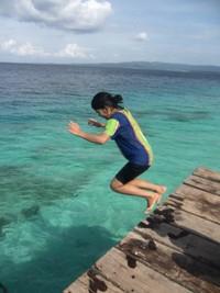 Mulai berenang