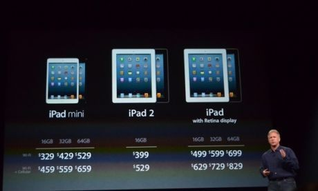 iPad Mini (The Verge)