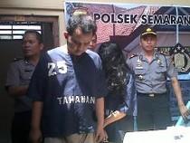 Pasutri di Semarang Ditangkap karena Mencuri Emas Tetangga 200 Gram
