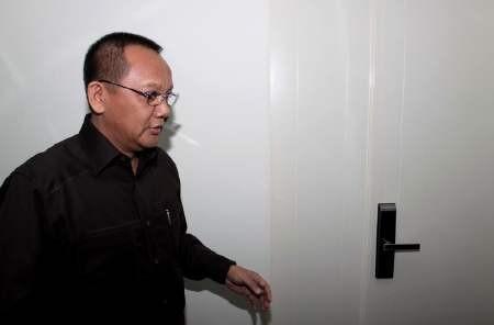 Sekretaris MA Nurhadi: Interior Ruang Kantor Saya Rp 300 Jutaan
