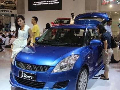 Konsumsi BBM Suzuki Swift Capai 1:21,8
