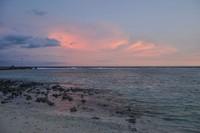 Senja di Pulau Sabira