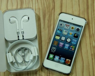 iPod Touch Generasi Kelima (detikinet)