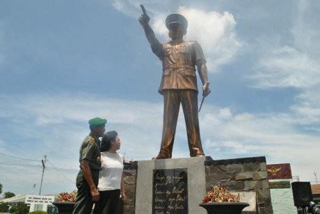 Patung Jenderal Ahmad Yani di Semarang Setinggi 4 Meter Diresmikan