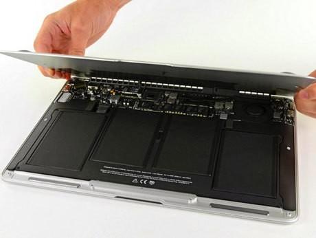 Baterai MacBook Air (iFixit)