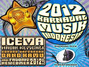 Malam Penghargaan ICEMA 2012 Disiarkan via Live Streaming Besok