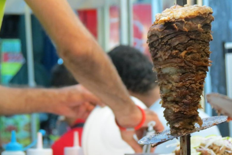 Mau makanan halal juga ada di Pratunam (Fitraya/detikTravel)