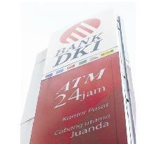Dukung Kartu Pintar Jokowi, Bank DKI Siapkan 200 Mesin ATM Baru