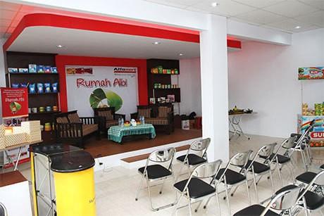 Rumah Albi Alfamart Hadir di 19 Kota di Indonesia