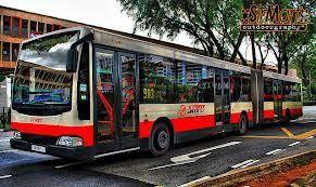 Siapa Mau Jadi Supir Bus di Singapura? Gajinya Rp 23 Juta/Bulan Lho..