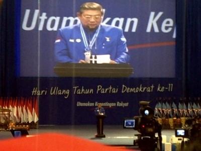 SBY: 11 Tahun Berdiri, Demokrat Masih Belum Ada Apa-apa