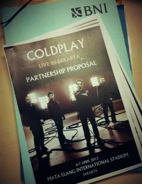 Bos Ancol Benarkan Rencana Konser Coldplay