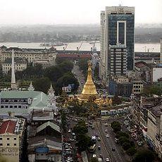 Warga Myanmar Antusias Sambut Perayaan Tahun Baru untuk Pertama Kali