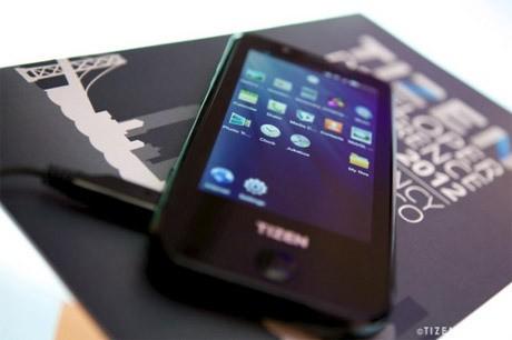 Prototipe Tizen Samsung (ist)