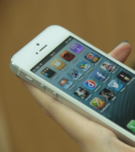 iPhone 5 (sha/inet)