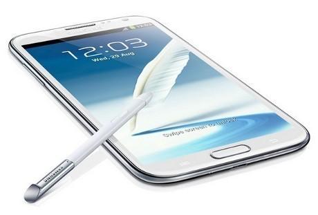 Galaxy Note II (ist)
