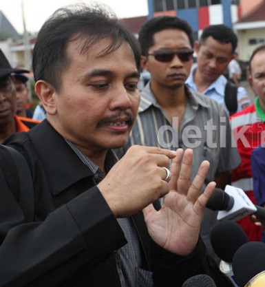 Roy Suryo Ditunjuk Presiden SBY Jadi Menpora