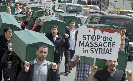 Pemerkosaan di Suriah Picu Eksodus Kaum Wanita dan Anak-anak