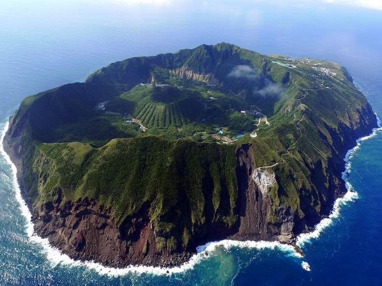 Ini dia 'surga' yang ada di perut gunung berapi di Jepang (tokyo.digi-joho.com)