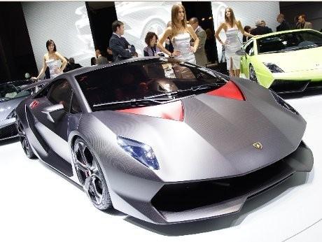 Kemahalan, Lamborghini Sesto Elemento Tidak Masuk Indonesia