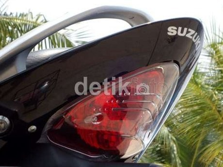 Suzuki Siapkan Motor Sport Murah Rp 12 Jutaan
