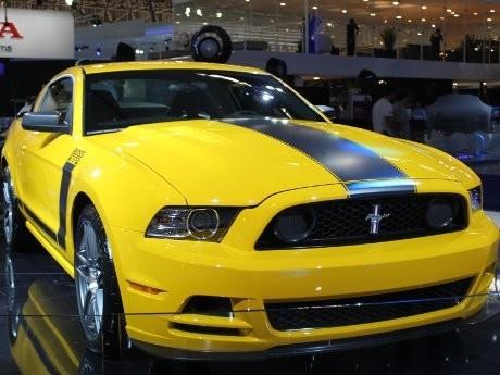 Camaro Pecundangi Mustang
