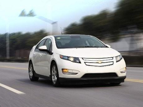 Image result for mobil listrik Chevrolet Volt