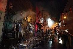 Kelab Malam di Brasil Terbakar, 245 Orang Tewas