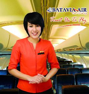 Batavia Air Dipailitkan, Stop Operasi Mulai Pukul 00.00 WIB