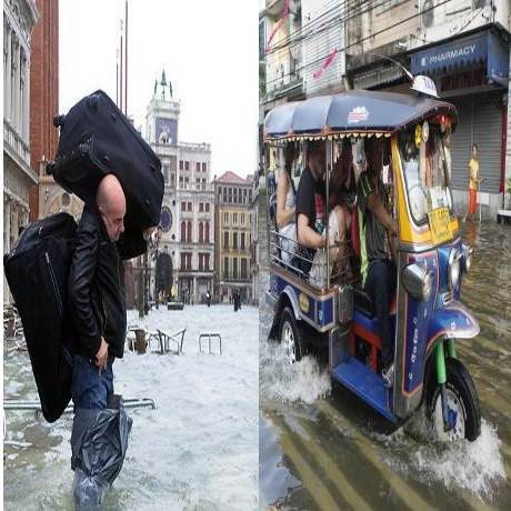 7 Kota di Dunia yang Diprediksi Tenggelam