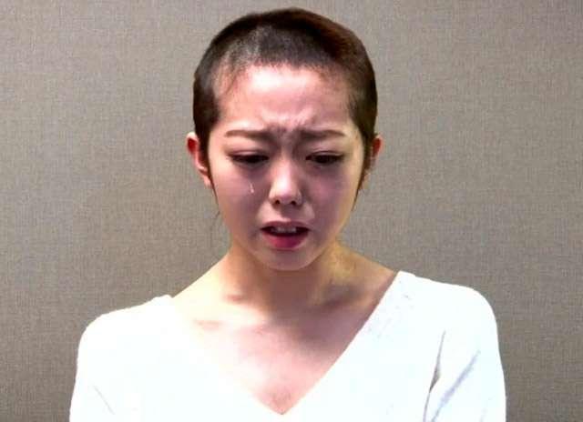 Tersandung Skandal Seks, Minami Minegishi AKB48 Gunduli Rambut