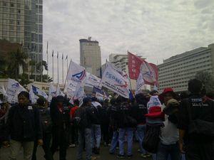 Said Iqbal Kerahkan 30 Ribu Buruh Turun ke Jalan Ibukota