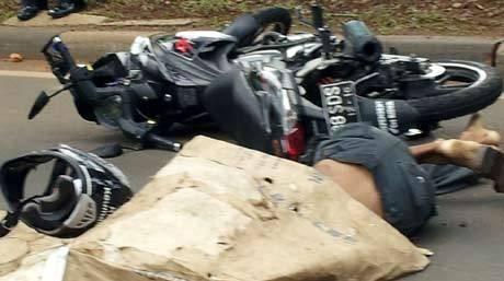 Jadi Korban Tabrak Lari di Jl Sudirman, Pemotor Tewas